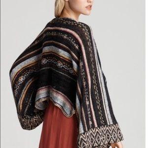 Free People Nopal cardigan sweater S